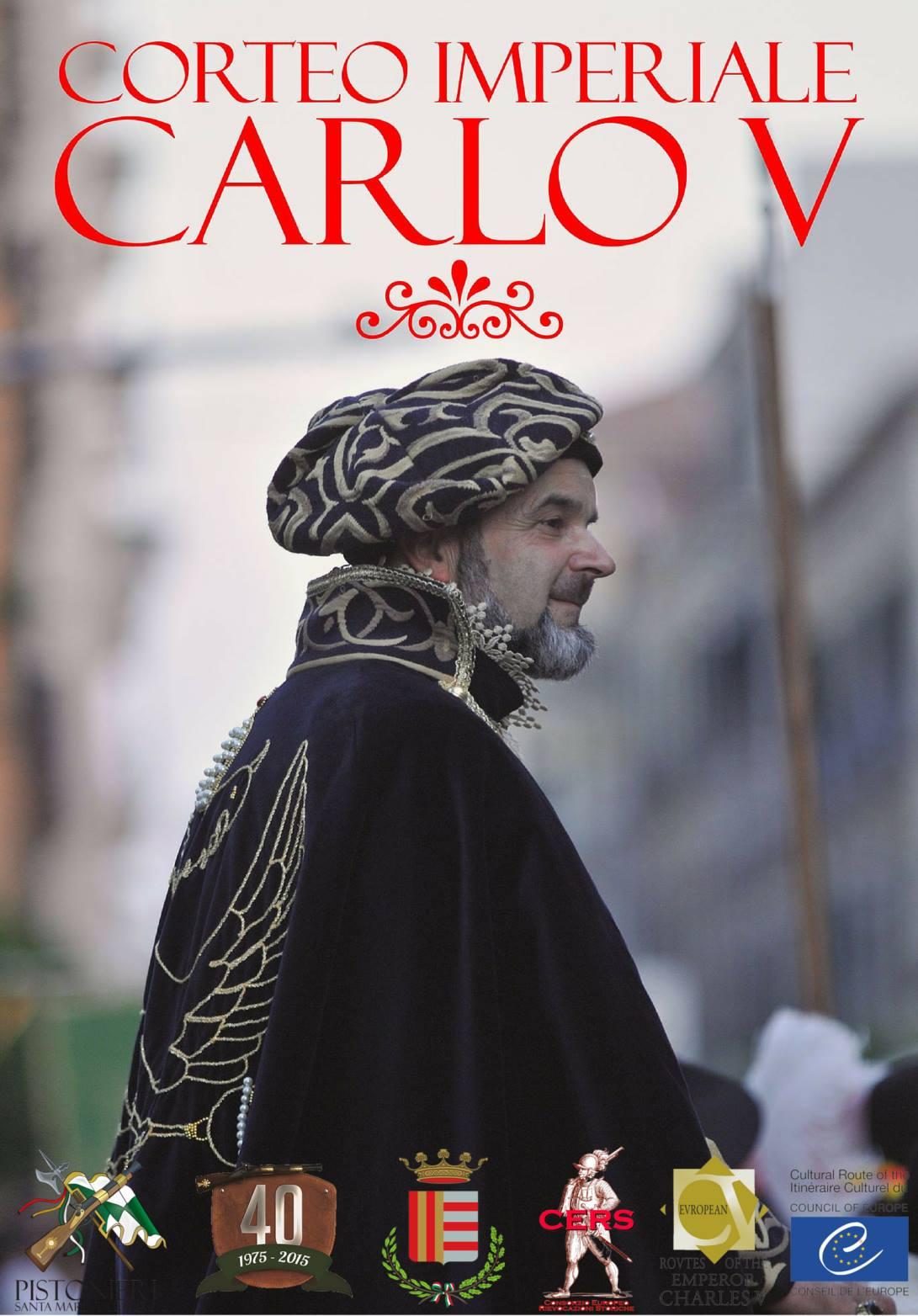 Corteo Imperiale di Carlo V 2015