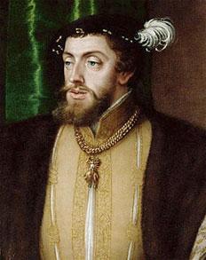 Imperatore Carlo V d'Asburgo
