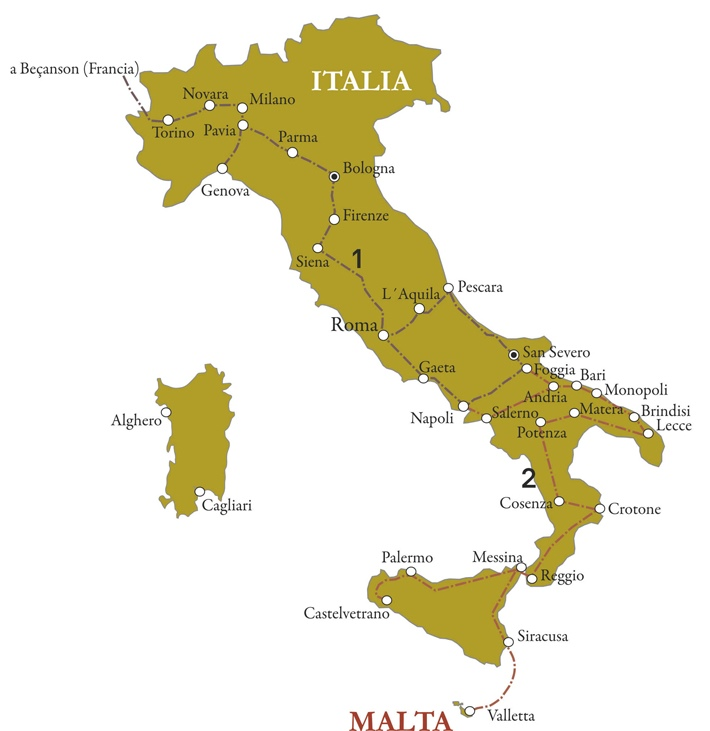 Itinerari Italiani