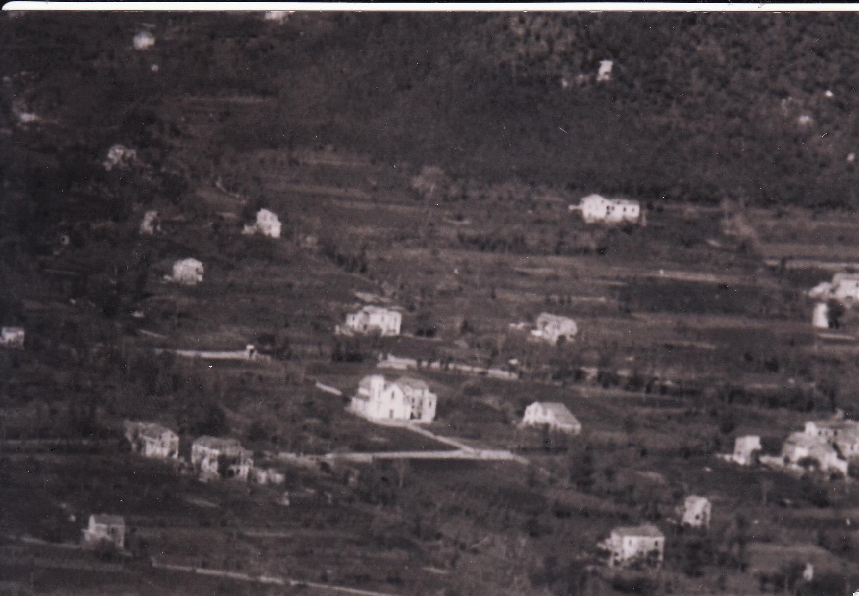 Le origini del Casale Santa Maria del Rovo