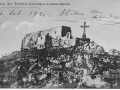 Il Castello di Cava de' Tirreni - 1921